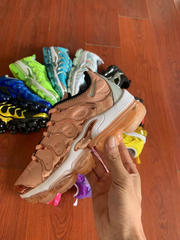 Where To Buy Womens Nike Air VaporMax Plus TN Rose Gold White