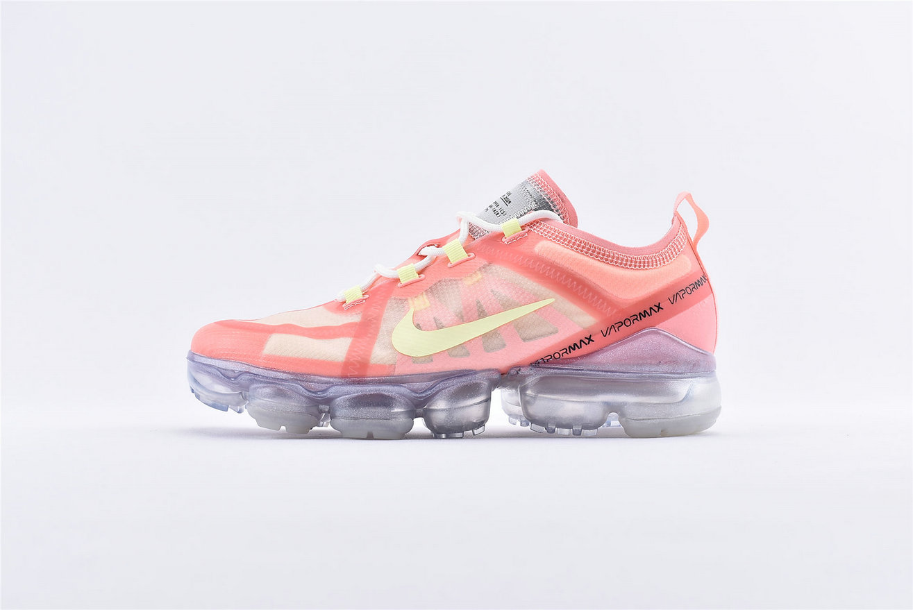 Where To Buy Womens Nike Air Vapormay 2019 Pink Tint Barely Volt-Light Cream AR6632-602