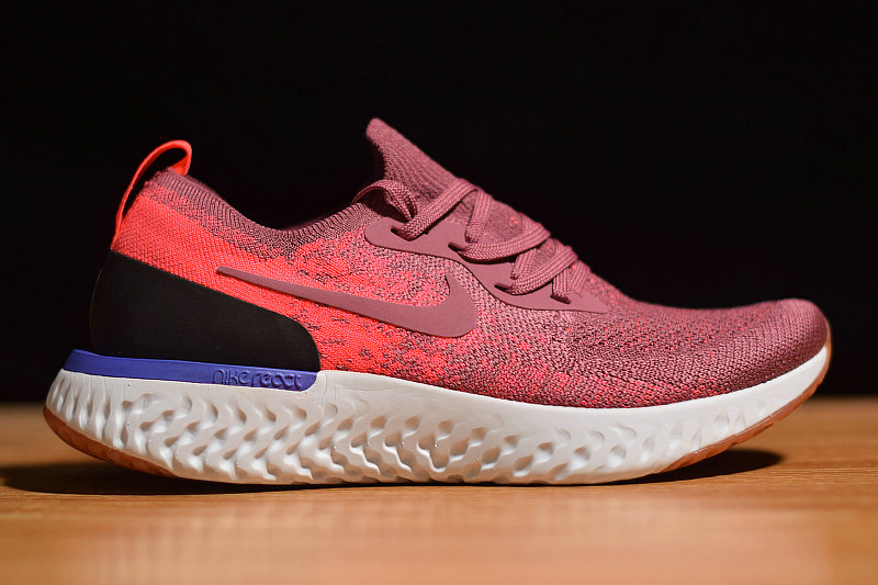 Donna | Nike Flyknit Nike EPIC REACT FLYKNIT Scarpe running neutre Rosa rust pinkpink tinttropical pinkbarely rose | Festival Apuliae