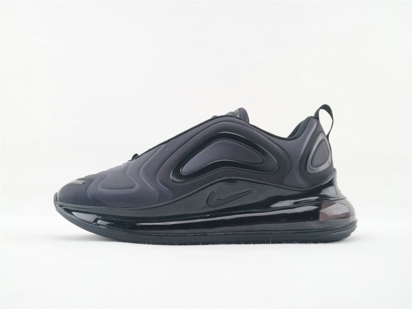 Where To Buy Womens Nike Sportwear Air Max 720 All Black-Anthracite AO2924-004