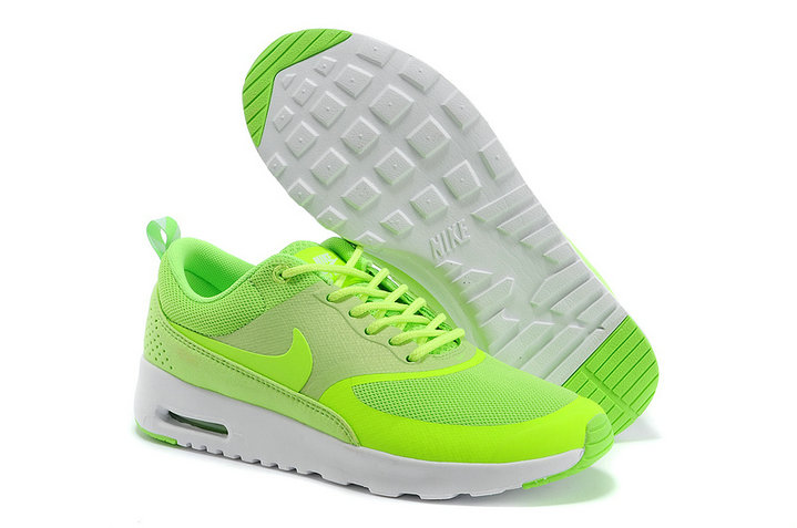 Women Nike Air Max Thea Apple Green