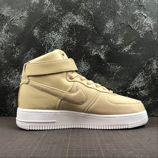 Wholesale Cheap Womens 2019 Cheap Maharishi x nike Air Force 1 High Premium Multi Color Couleur Multiple CI3900-991
