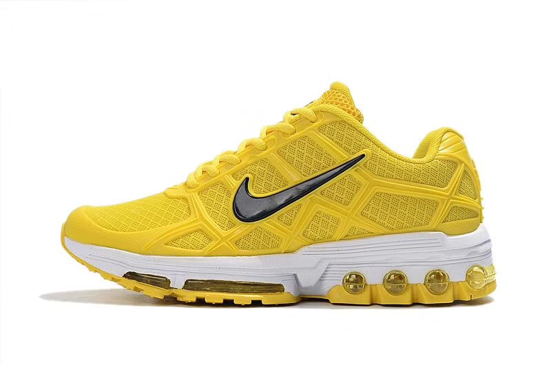 Wholesale Womens Cheap Nike AirMaxs 2019 Black Yellow White