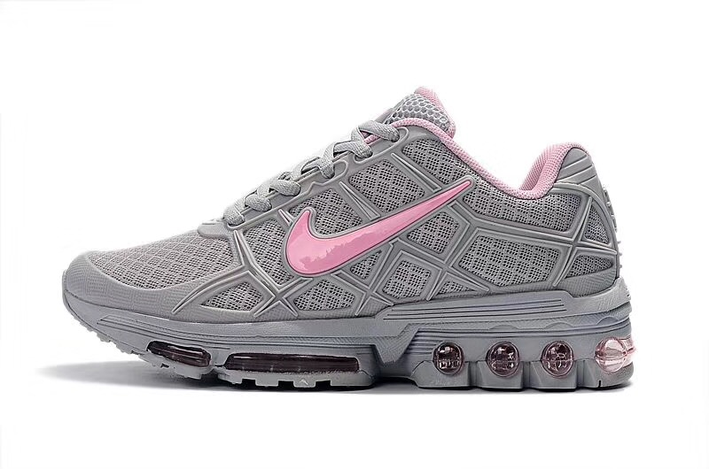 Wholesale Womens Cheap Nike AirMaxs 2019 Pink Grey