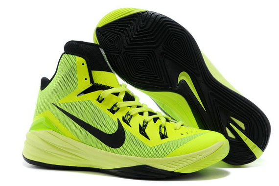 Womens Hyperdunk Cheap Wholesale Black Green