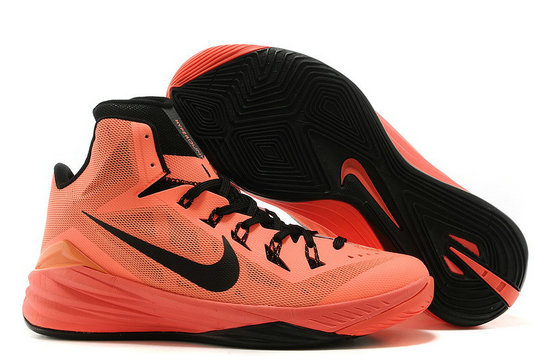 Womens Hyperdunk Cheap Wholesale Black Orange