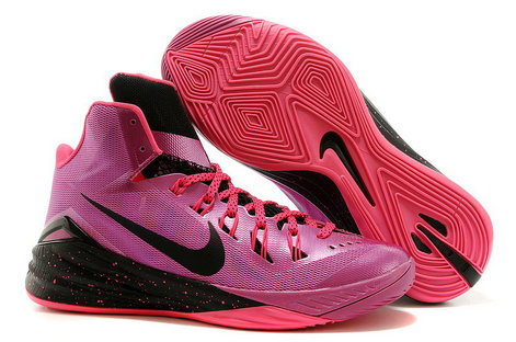 Womens Hyperdunk Cheap Wholesale Black Purple