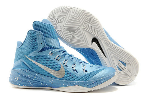 Womens Hyperdunk Cheap Wholesale White Light Blue