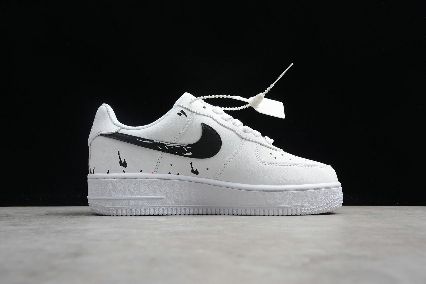 Air Force Womens Black 108 Nike 07 1 Wholesale Mid White Ao3620 08OnPXwk