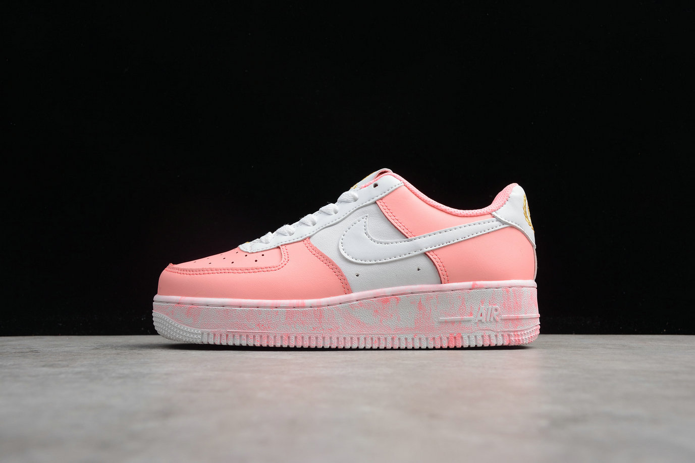 économiser cb398 891b6 Wholesale Womens Nike Air Force 1 UPSTEP 596728-031 Pastel ...