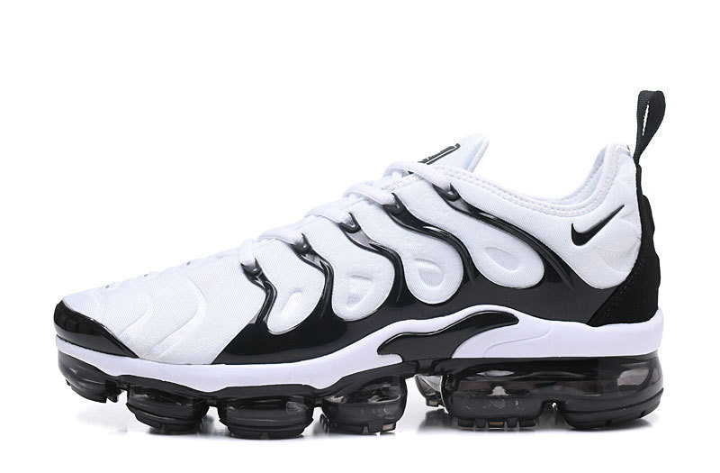 Wholesale Cheap Womens Nike Air VaporMax Plus In White Black For Womens