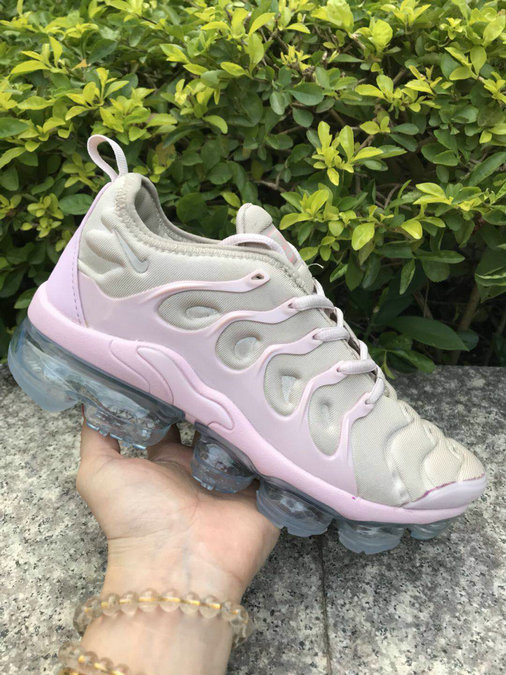 342fca96b82e Wholesale Cheap Womens Nike Air VaporMax Plus Light Grey Light Pink