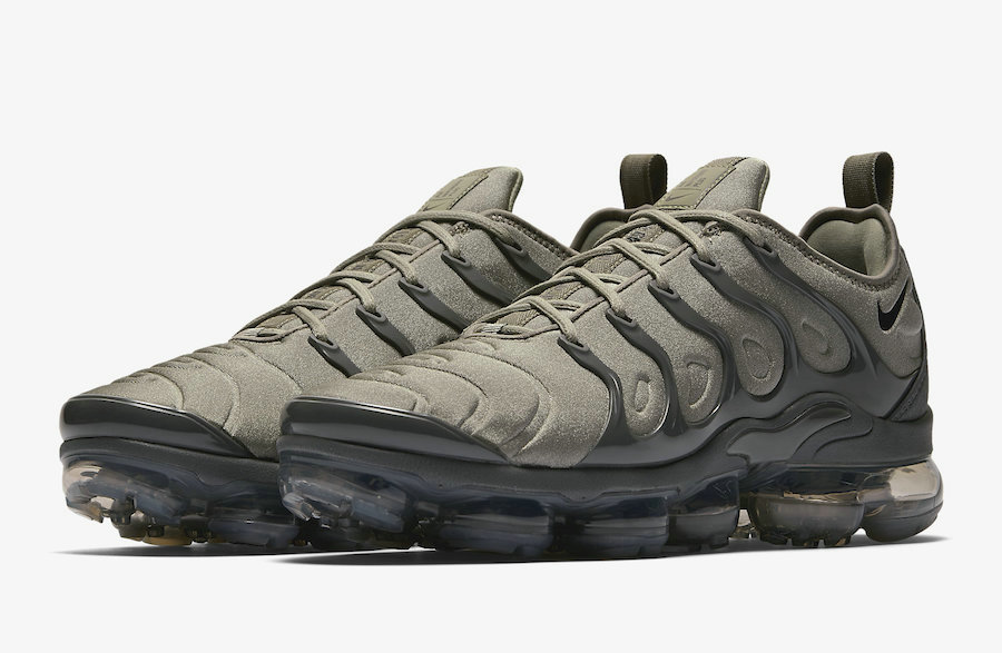 Wholesale Cheap Womens Nike VAPORMAX PLUS DARK STUCCO + STRING RELEASE DATE