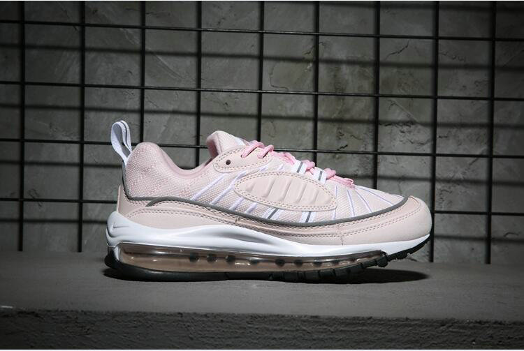 Wholesale Cheap Womens Nikes AIR MAX 98 RELEASING IN PINK AND PUMICE