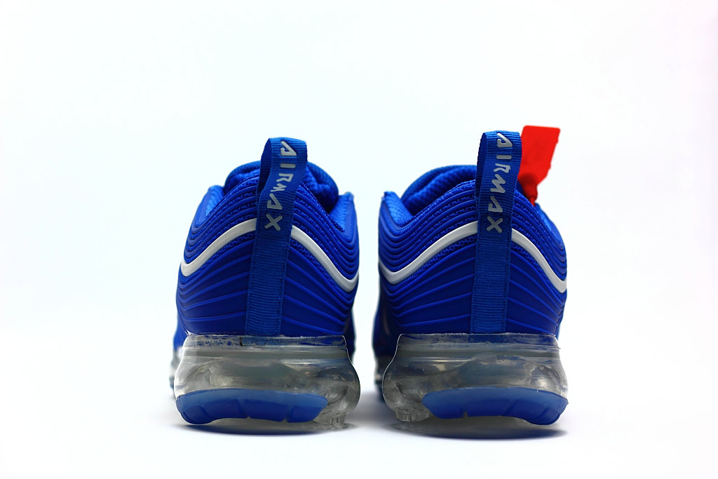 2018 Nike Air Max 97 Ultra VaporMax Royal Blue White China