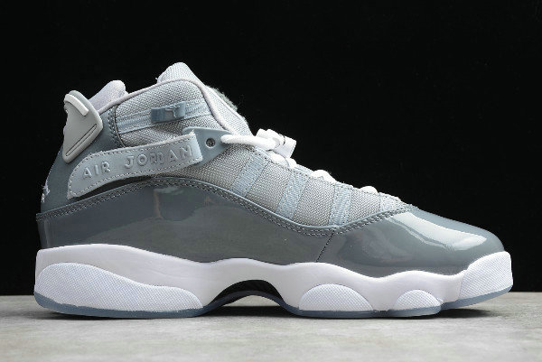 Where To Buy 2019 Jordan 6 Rings Cool Grey White 322992-015