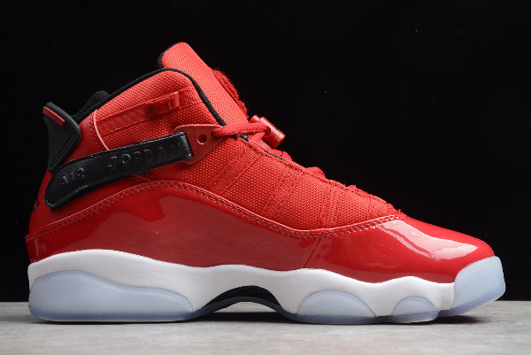 Where To Buy 2019 Jordan 6 Rings Gym Red 322992-601 For Sale