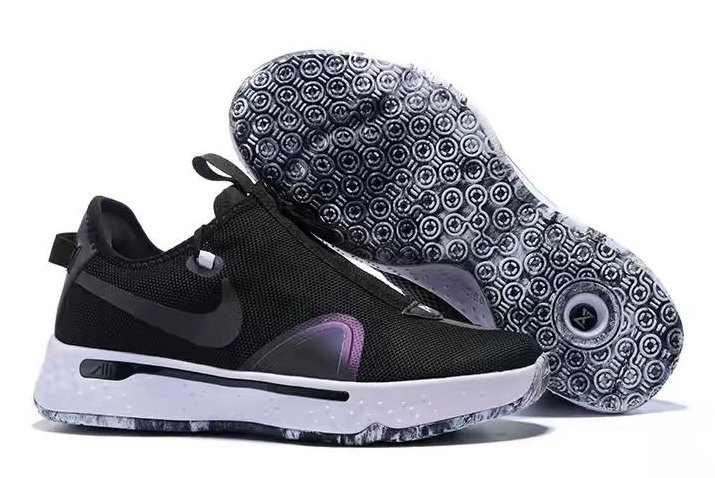 Where To Buy 2020 Nike PG 4 BHM Black White For Sale