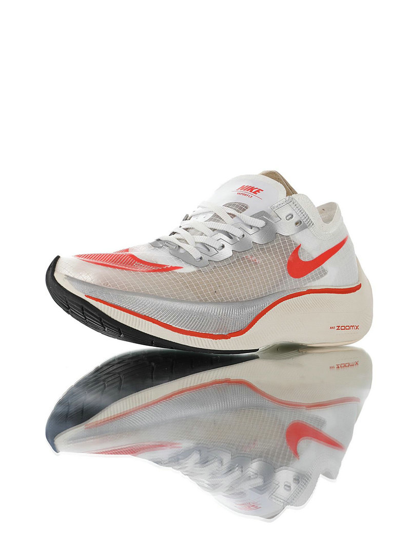 2020 Womens Wholesale Cheap Nike ZoomX Vaporfly NEXT Cream Red AO4568-102