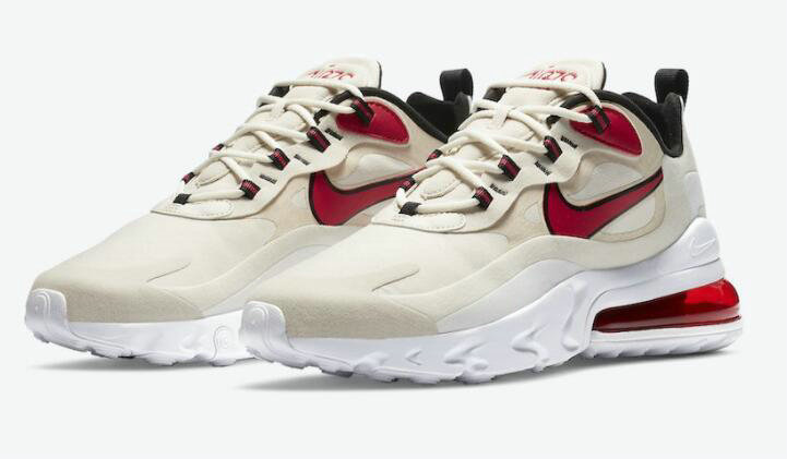 2021 Where To Buy Cheap Wholesale Nike Air Max 270 React Orewood Brown CT1280-102