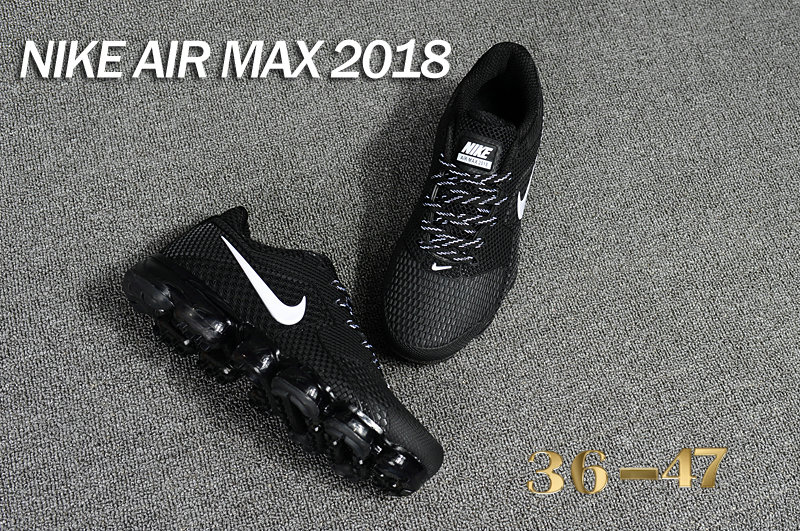 Air Maxs Cheap Wholesale Nike Air Max Day 2018 Black White