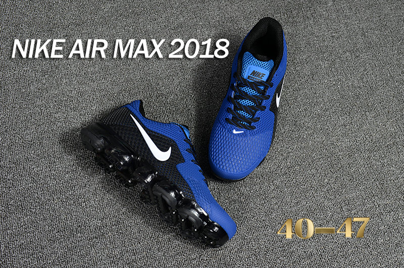 Air Maxs Cheap Wholesale Nike Air Max Day 2018 Blue Black
