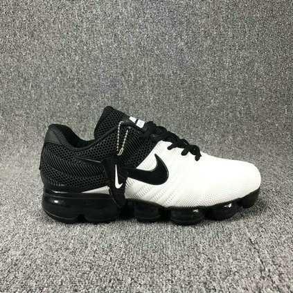 Cheap Wholesale Air Max 2017 x Max 2018 Fusion Total Black White