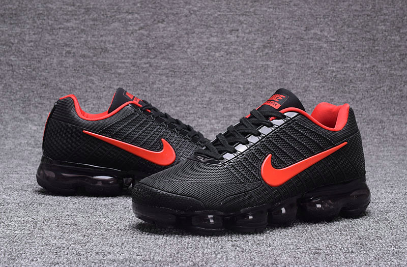 Cheap Wholesale Nike Air Max 2018 Colorway Fire Red Black