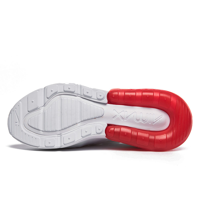 Wholesale Cheap Nike Air Max 270 Shoes White Red