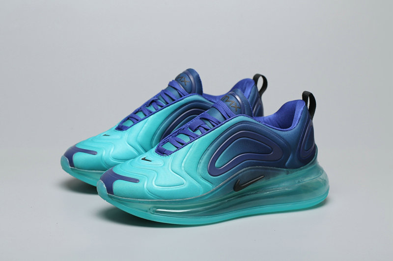 Wholesale Cheap Nike Air Max 720 Mint Green Gradual Blue Peppermint Green A02924-700