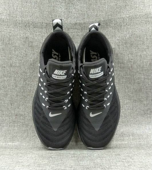 Cheap Wholesale Nike Air Max DLX Black White Grey Running Shoes
