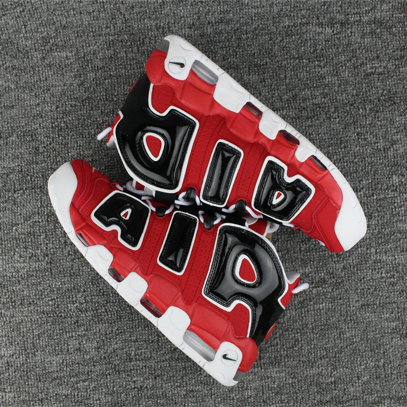 Cheap Wholesale Nike Air More Uptempo Hoop Pack Colorway Returns
