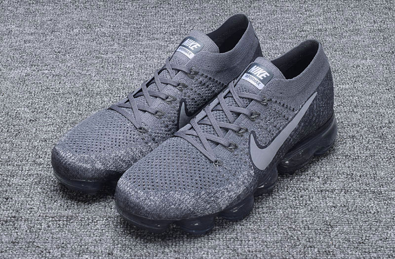 Cheap Wholesale Nike Air VaporMax Colorway Grey Black