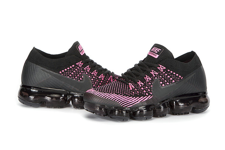 Cheap Wholesale Nike Air VaporMax Colorways For Womens Pink Black