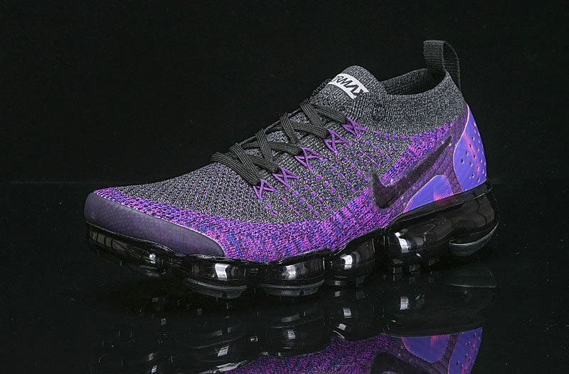 info for c44ee c6371 ... Wholesale Cheap Nike Air VaporMax Flyknit 2.0 Shoes Purple Black