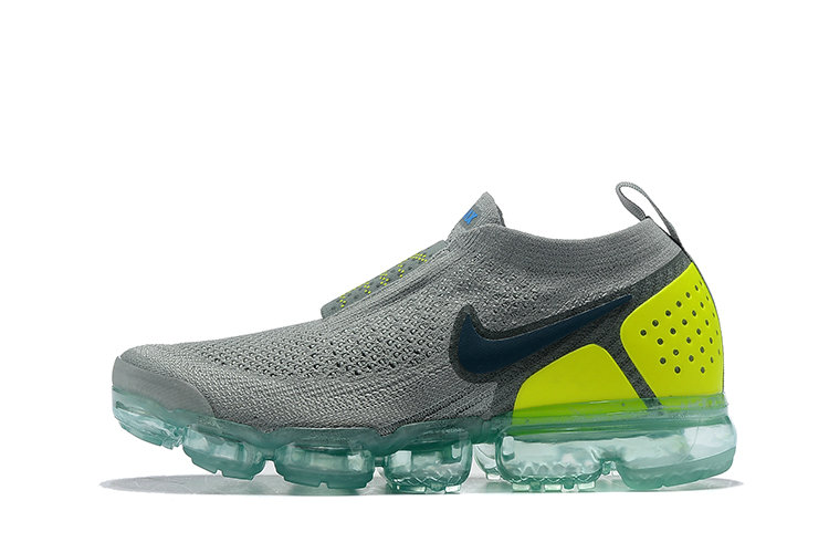 Wholesale Cheap Nike Air VaporMax Flyknit 2.0 Womens Shoes Grey Navy Blue Green