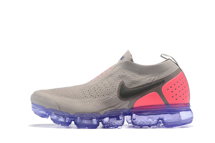 Wholesale Cheap Nike Air VaporMax Flyknit 2.0 Womens Shoes Red Grey Purple