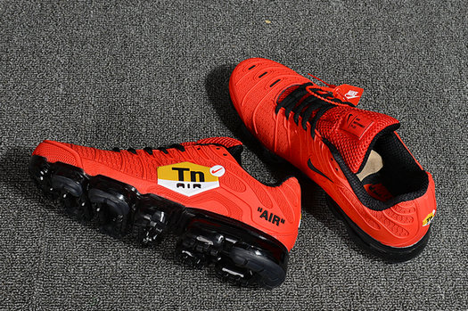 ... Cheap Wholesale Nike Air VaporMax Plus TN Ultra University Red Black ... a989b31fb