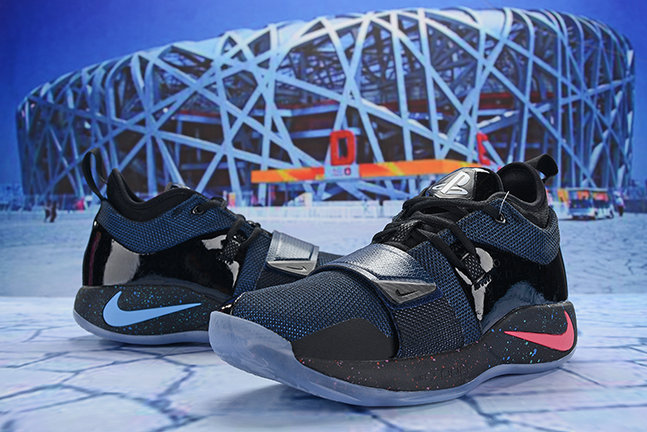 2ad62a8430b4 Cheap Wholesale Nike PG 2.5 EP Basketball Blue Black Grey - China ...