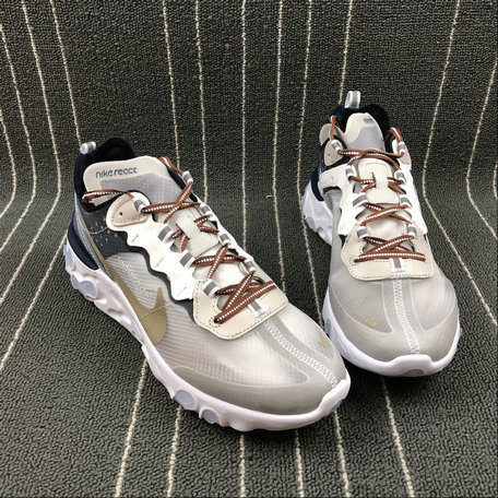 Cheap Wholesale Nike React Element 87 Undercover Aqua Colt-Purple Blue
