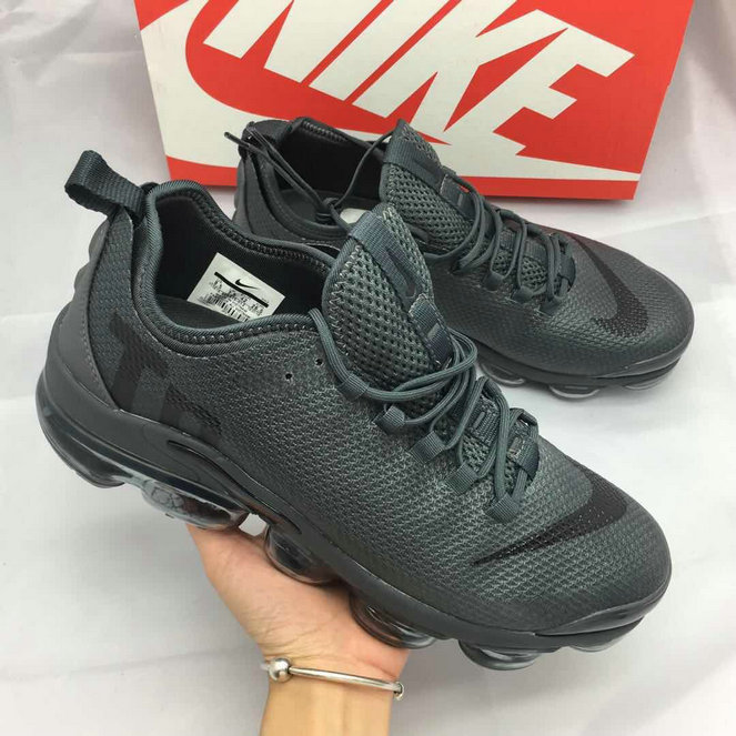 0a345a48ccc Wholesale Cheap Nike VaporMax Plus TN Total Black - China Wholesale ...