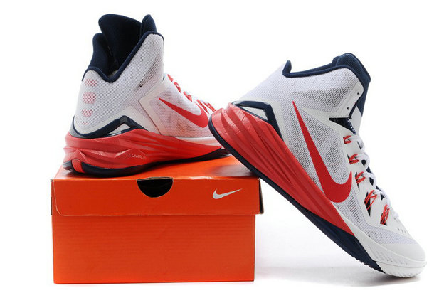 Hyperdunk Red White Navy Blue Mens Cheap Wholesale