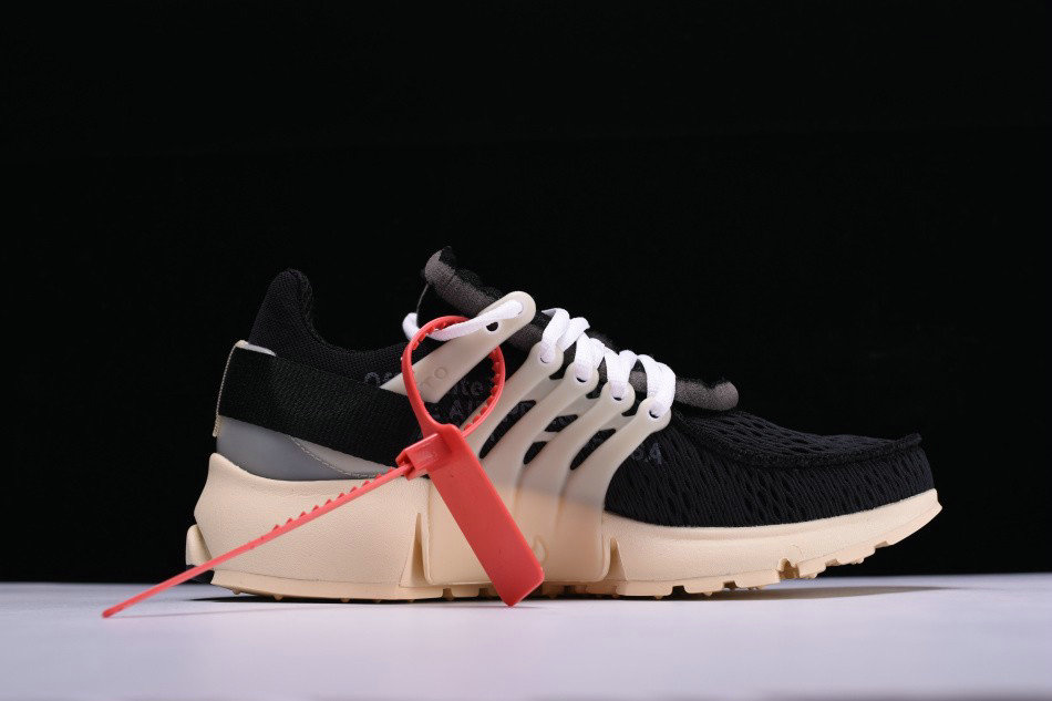 e1520a468ea3 ... Cheap Wholesale New Off-White x Nike Air Presto x Virgil Abloh The Ten  Black ...