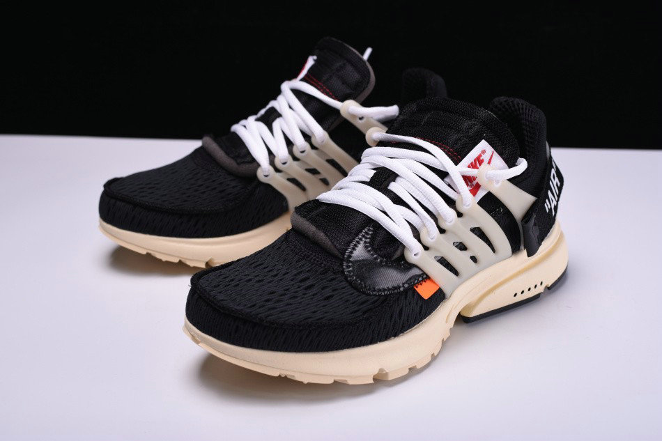 b16958679f39 ... Cheap Wholesale New Off-White x Nike Air Presto x Virgil Abloh The Ten  Black