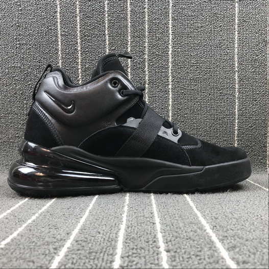 Wholesale Nike Air Force 270 AH6772-003 All Black