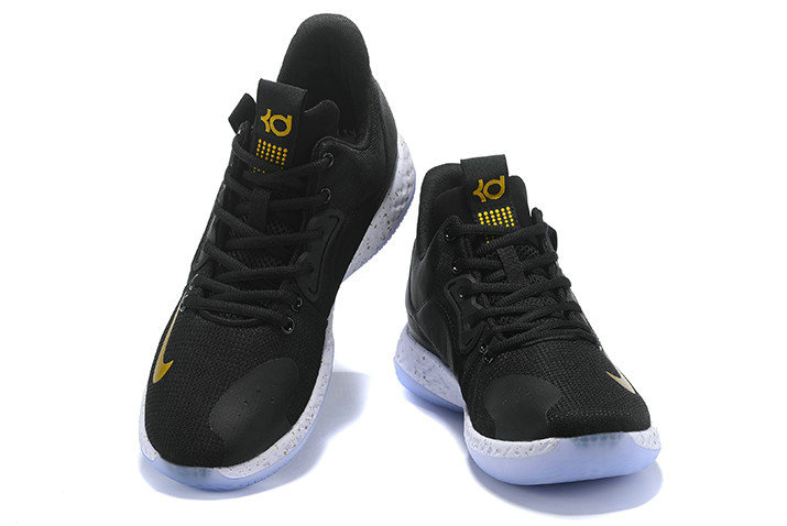 Where To Buy Nike KD Tery 6 Black Metallic Gold-White For Sale
