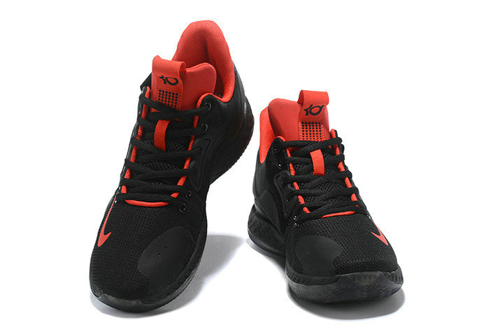 Where To Buy Nike KD Tery 6 Black Red For Sale