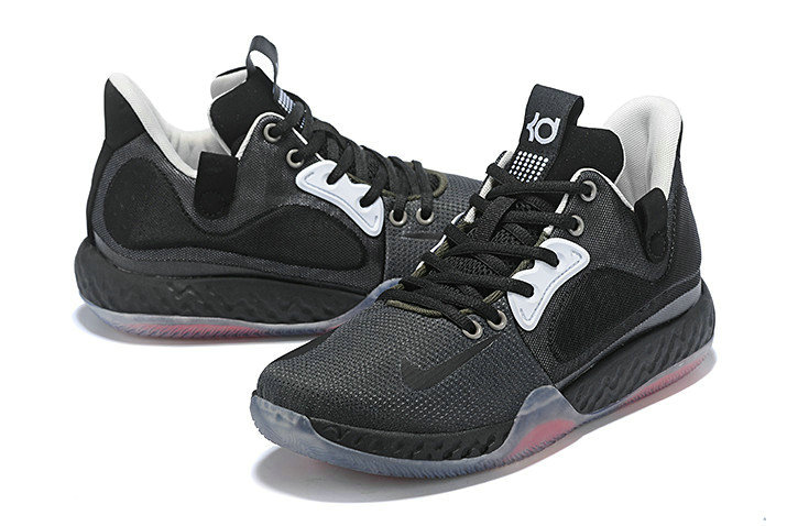 Where To Buy Nike KD Tery 6 Black White-Red For Sale