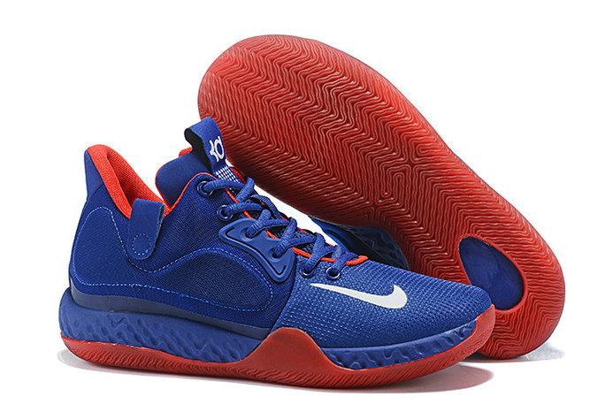 Where To Buy Nike KD Tery 6 Royal Blue Varsity Red-White For Sale