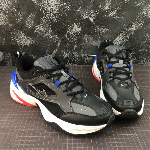 new concept 58a26 8ae27 ... Cheap Wholesale Nike M2K Tekno AV4789-003 Dark Grey Black Baroque Brown  Gris Fonce Brun ...